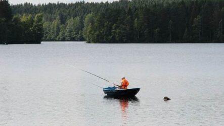 12 лучших рыболовных мест в Архангельской области. Платные и бесплатные