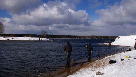 15 лучших рыболовных мест Смоленской области. Бесплатные и платные