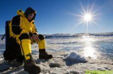 Снаряжение и одежда для зимней рыбалки