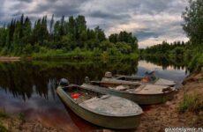 15 лучших рыболовных мест Забайкальского края